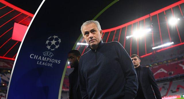Моуриньо: К плей-офф раунду Лиги чемпионов я буду лучше понимать игроков