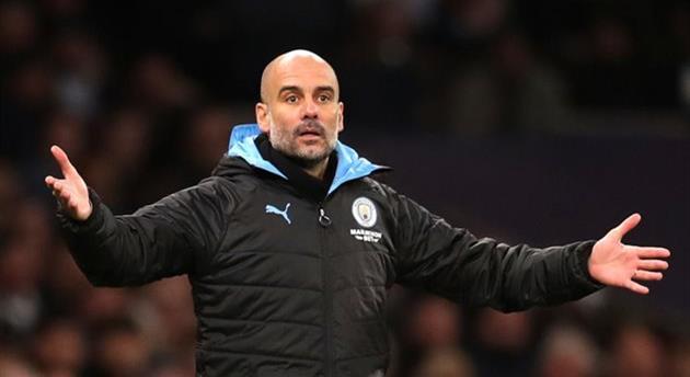 Гвардиола: Если я не выиграю Лигу чемпионов с Манчестер Сити — это не конец света