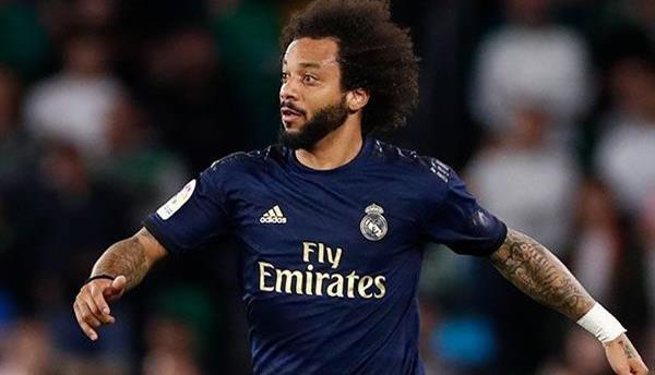 Марсело, photo Real Madrid CF