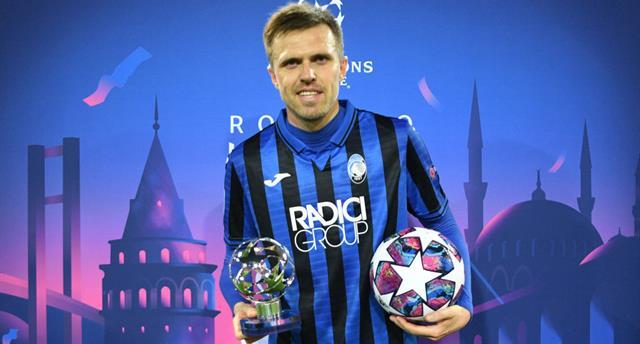 Иличич — лучший игрок недели в Лиге чемпионов