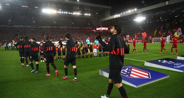 Ливерпуль - Атлетико, Getty Images
