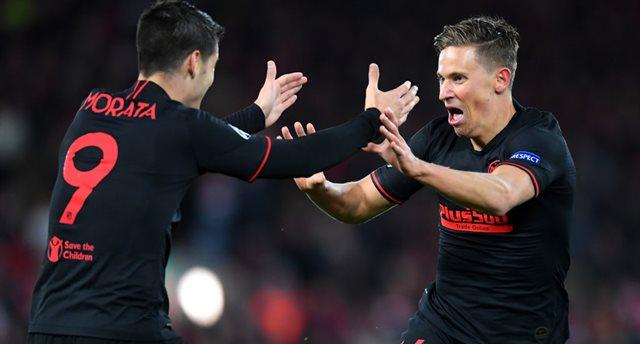 Сыграет ли Атлетико на своем стадионе? Gettty Images
