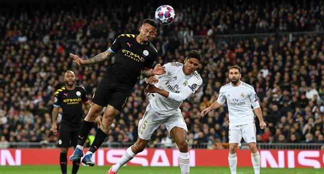 Манчестер Сити - Реал, Getty Images