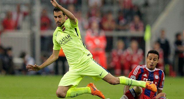 Барселона — Бавария. Накануне