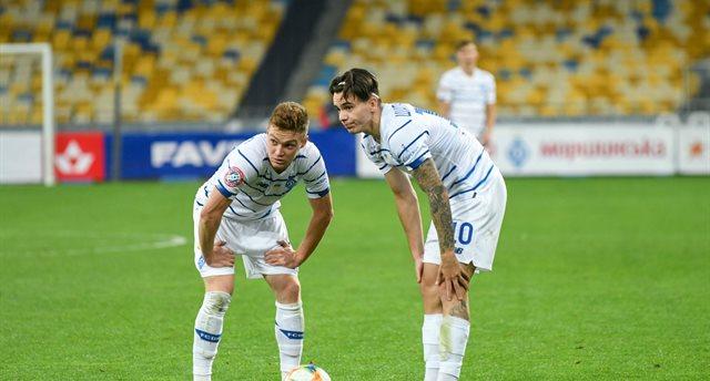 Виктор Цыганков и Николай Шапаренко, фото ФК Динамо Киев