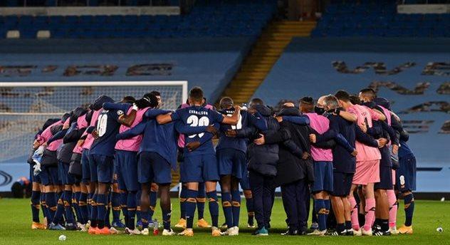 Настрой игроков Порту перед матчем Лиги чемпионов, Getty Images