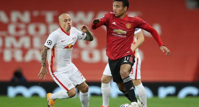Манчестер Юнайтед - РБ Лейпциг, Getty Images