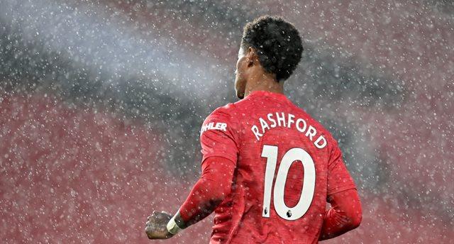 Рашфорд — игрок недели в Лиге чемпионов