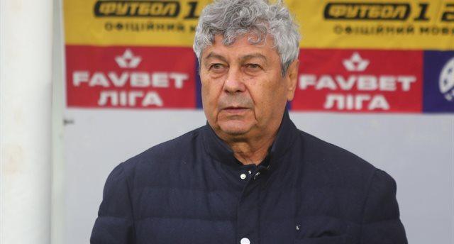 Мирча Луческу, ФК Динамо Киев