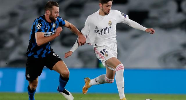 Реал — Интер 3:2 Видео голов и обзор матча