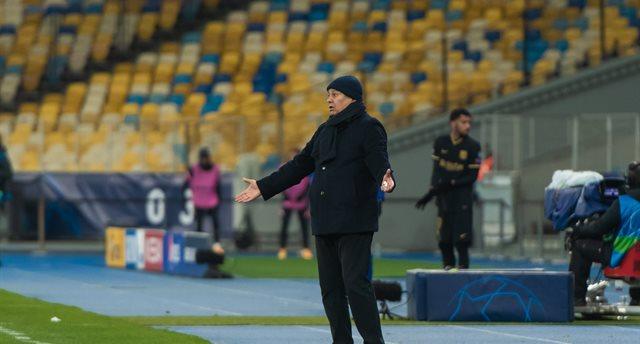 Мирча Луческу, фото: ФК Динамо