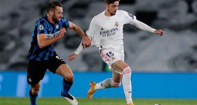 Интер — Реал: онлайн-трансляция матча