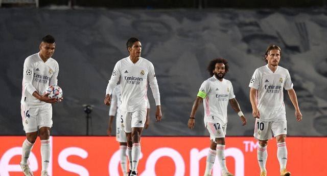 Футболисты Реала, Getty Images