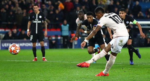ПСЖ — Манчестер Юнайтед, Getty Images