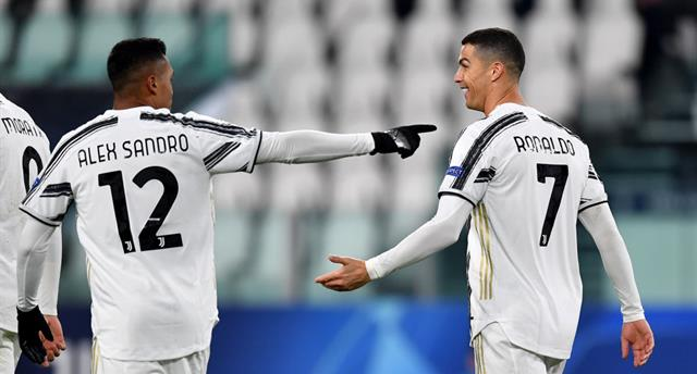 Гол в ворота Динамо Киев стал для Роналду юбилейным, 750-м в карьере
