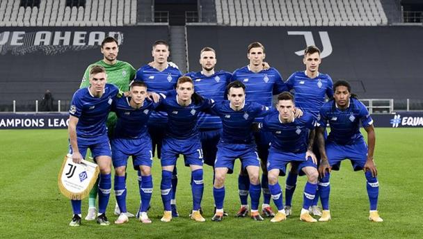 Ювентус — Динамо: числа и факты