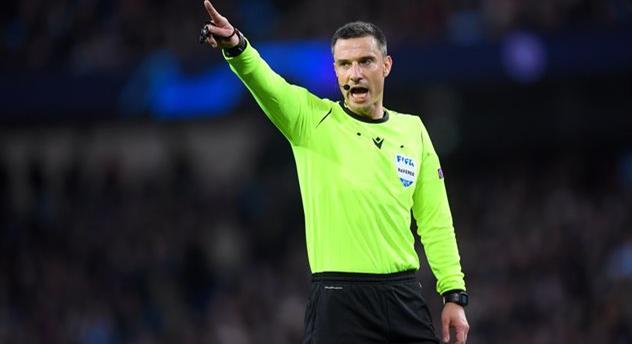 Славко Винчич на матче Манчестер Сити — Шахтер, Getty Images
