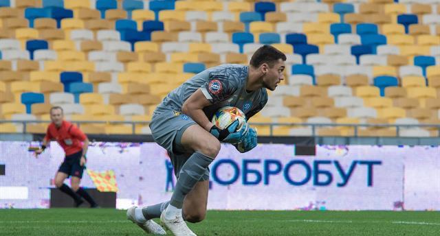 Георгий Бущан, фото Динамо