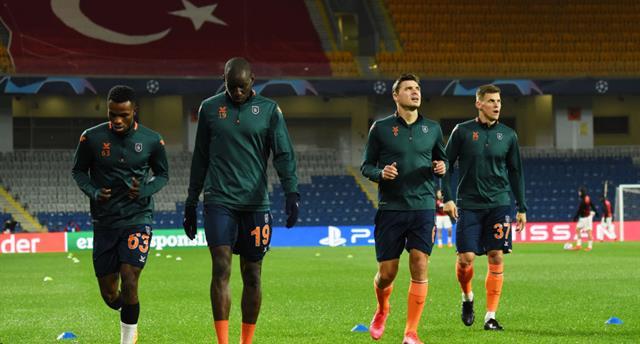 Игроки Истанбула, фото getty images