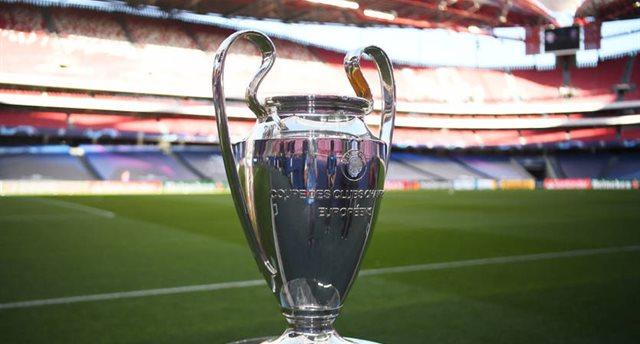 Стали известны все пары плей-офф Лиги чемпионов
