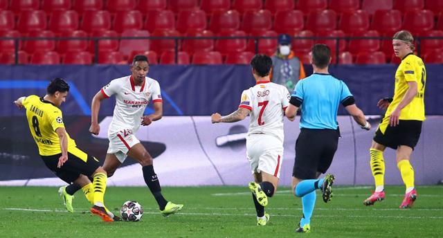 Севилья — Боруссия Дортмунд 2:3 Видео голов и обзор матча