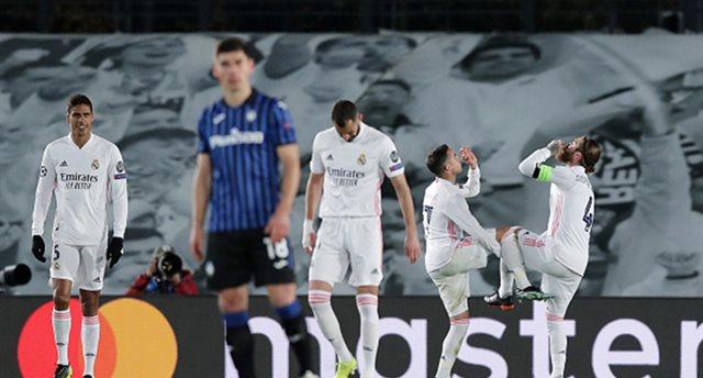 Реал - Аталанта, Getty Images