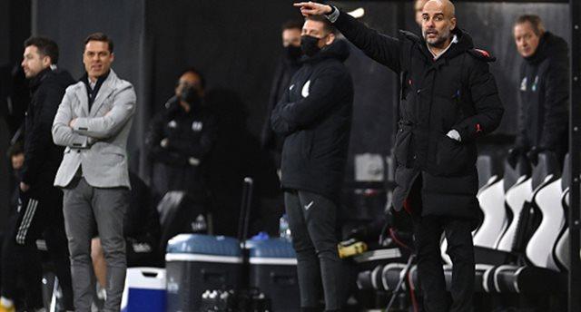 Хосеп Гвардиола (справа), Getty Images