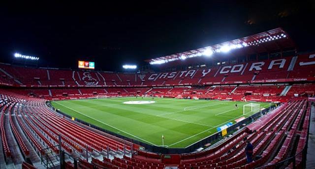 Стадион Рамон Санчес Писхуан, Getty Images