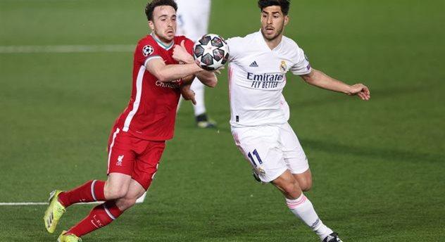 Реал Мадрид — Ливерпуль, Getty Images