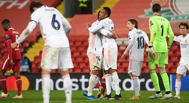 Ливерпуль — Реал Мадрид, Getty Images