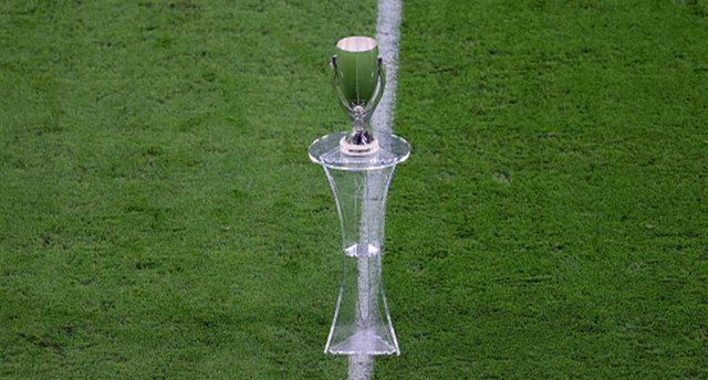 Суперкубок УЕФА, Getty Images