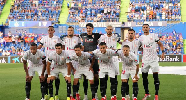 ФК Севилья, Getty Images