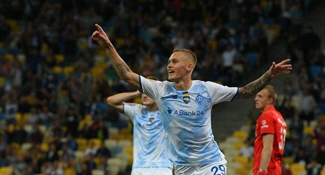 Виталяй Буяльский, фото ФК Динамо