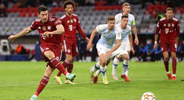Бавария — Динамо Киев, Getty Images