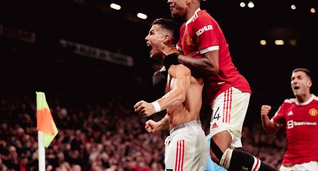 Манчестер Юнайтед — Вильярреал 2:1 Видео голов и обзор матча