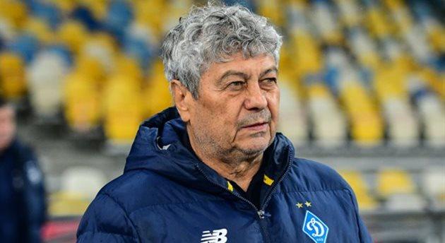 Мирча Луческу, ФК Динамо
