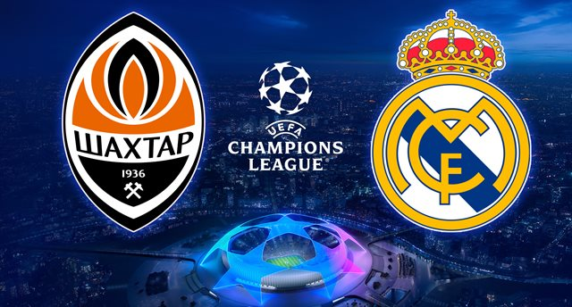 Билеты на матч Шахтер — Реал уже в продаже