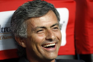 Моур придумал новый камент для очередного итальянского клуба, фото Reuters