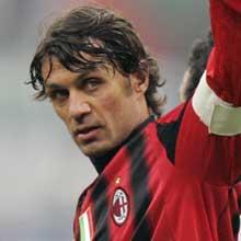 Паоло Мальдини, uefa.com