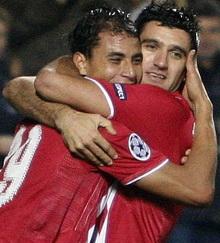Шамах и Фернандо, фото Reuters