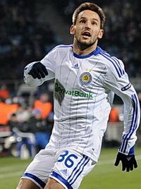 Милош Нинкович, фото И. Хохлова, Football.ua