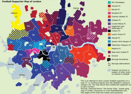 В агломерации «Большой Лондон» базируется 13 футбольных коллективов,  которые входят в 4 ведущие футбольные лиги Англии. В столице Великобритании  проходят ... ce2502ad04a