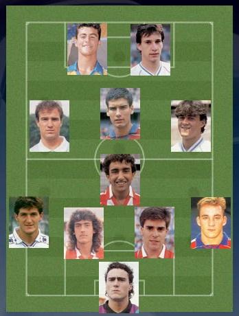 Олимпийская сборная испании по футболу 1992